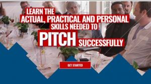 pitch successfully