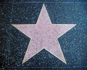 HollywoodWalkofFameStar